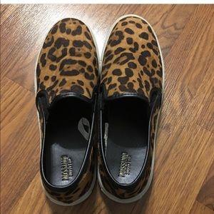 Mossimo brand cheetah sneakers